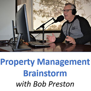 Property Management Brainstorm Podcast